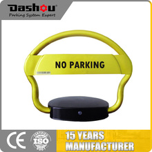 Automatic remote control safety car parking lock