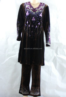AI701 Middle East Muslim abaya for female garment fashion and popular