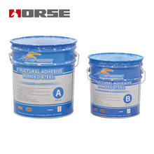 epoxy steel bonded putty, two components steel sticking putty, ab putty
