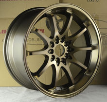 alloy wheel new designs 18 inch 5x114.3 deep dish wheels rims for sale replica deep dish alloys rims