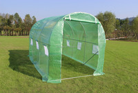 3.5 x 2 x 2M commercial Poly tunnel greenhouse hothouse for sale