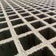 Walkway fiberglass Grating passed ASTM E-84
