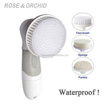 Face Cleansing Brush Replacement Heads Rotary Facial Body Roller Massager