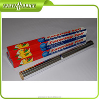 aluminium foil packaged with colour box