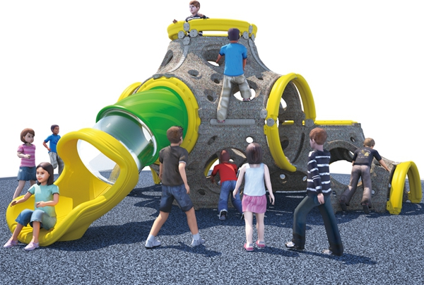 Fitness Cluster Series nice design outdoor playground equipment