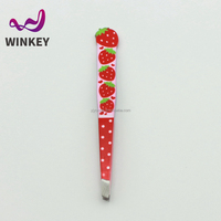 Cute Fruit Eyebrow Tweezer