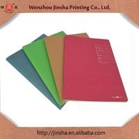 A5 top-quality notebook/notepad/notes with english page