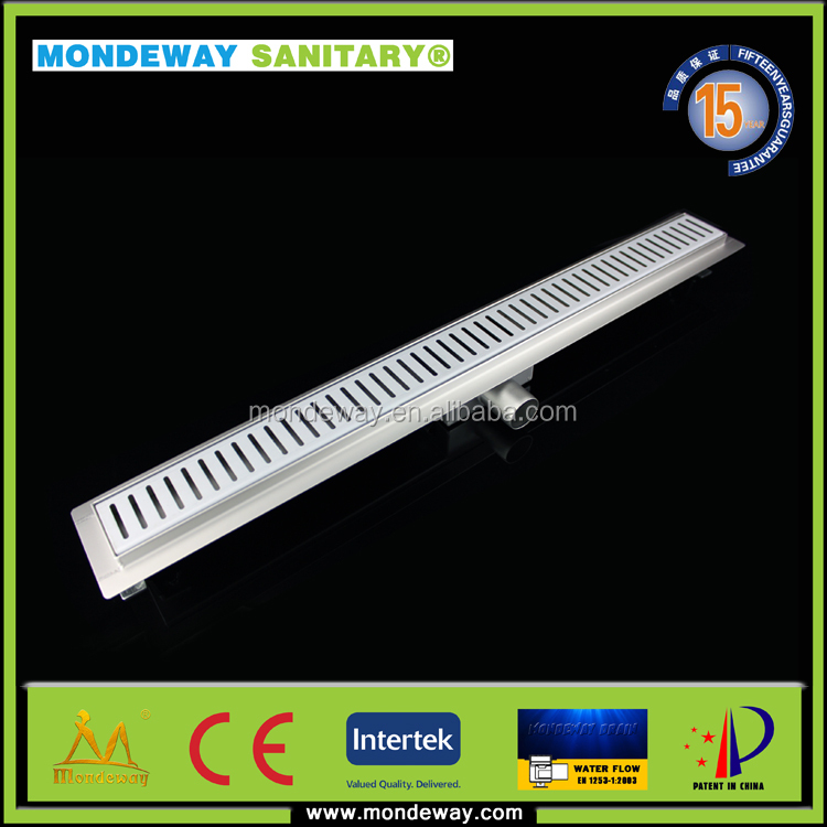 HOT SALES 800mm pride mobility scooter shower drainer/ plastic floor drain shower waste diving tubes /nipple stainless femina GO