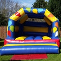 HOLA cheap bouncy castles for sale/inflatable bounce house