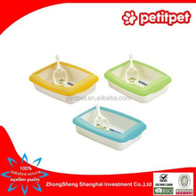 2015 High Quality Cat Products Square Cat Litter Box