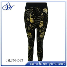 Girls Pictures Sexy Tattoo Pantyhose Wholesale Printed Leggings
