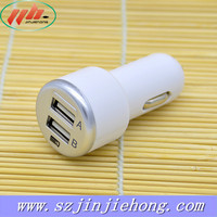 Promotional 12v 2a output usb car charger for phone