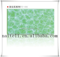 Orange Faux Alabaster Price for Ceiling Panel