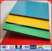 guangzhou building material exterior wall decoration of aluminium plastic sandwich panels