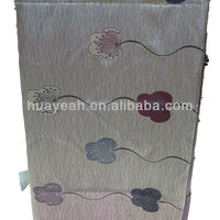 maple leaf design print fabric for curtain
