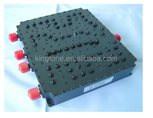 GSM/DCS/WCDMA/LTE 900 1800 2100 2600 lte 4g quad band Combiner