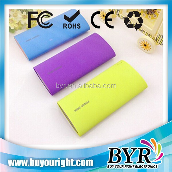 battery charger bank 11200mah portable mobile power bank