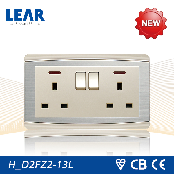 Multifunctional 5 amp socket