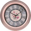 retro style metal wall clock (HD-3816)