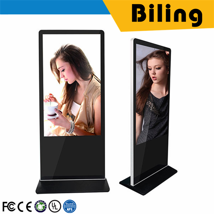Economic and Efficient SAD5502W AD Player video wall SAD4205W 1080P advertising agent 42/46/55/65Inch touch Screen