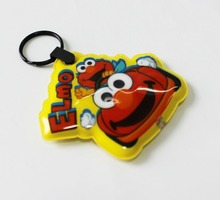 promotional items Cartoon lighting keychain