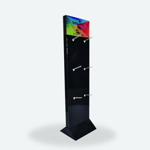 Manufacturer Price POS Cardboard Displays with Plastic Peg Hooks