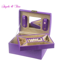 Portable Type Beautiful Big Plain Gift Boxes To Decorate