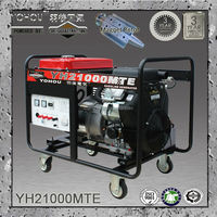 240V 60Hz Continuous Running Electric Generator For Hi-Tech Facilities