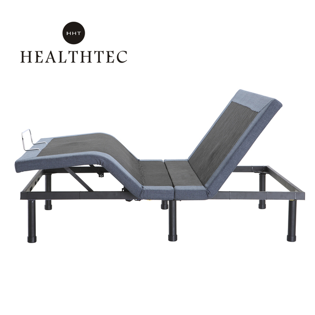 2018 massage bed electric with latex mattress