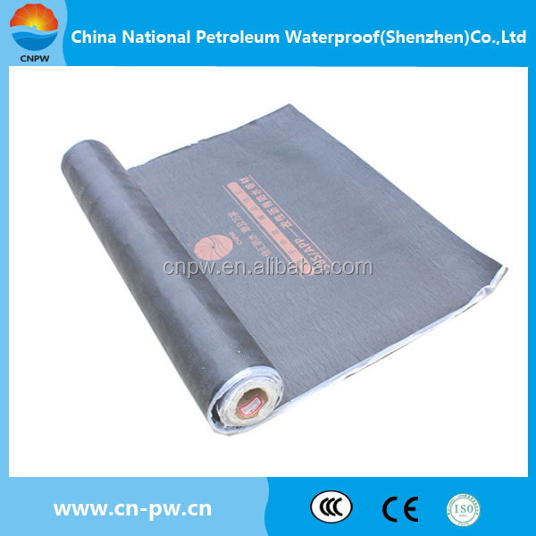 APP Torched modified bituminous waterproof membrane