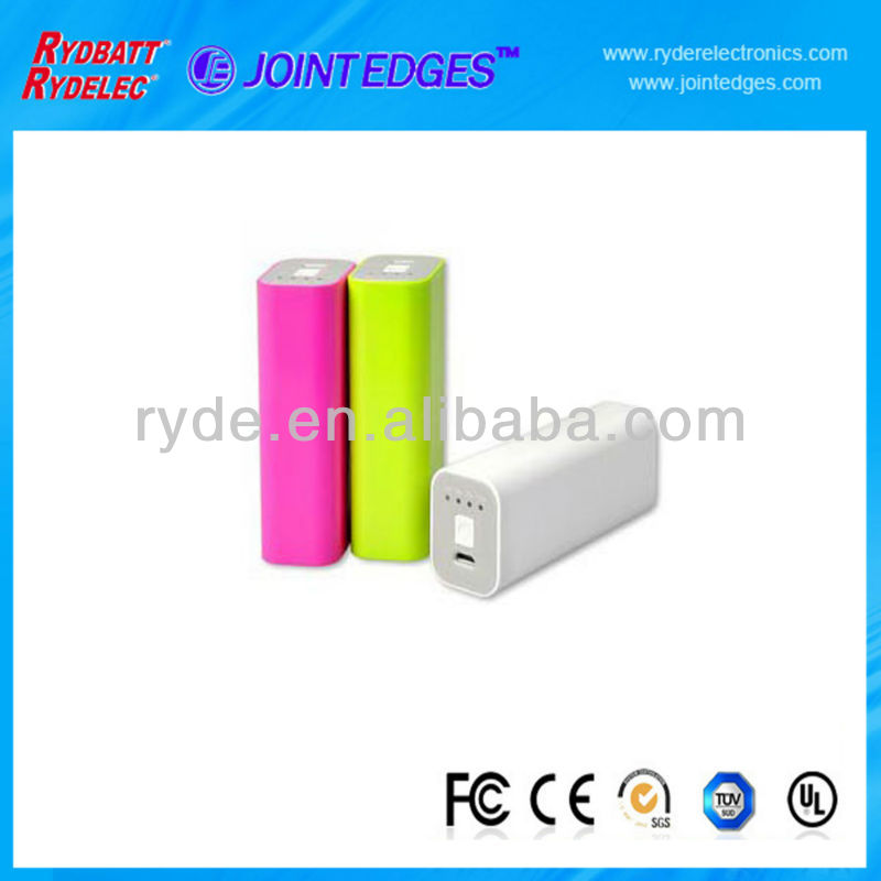 smart usb power bank 2800mAh for mobile phone