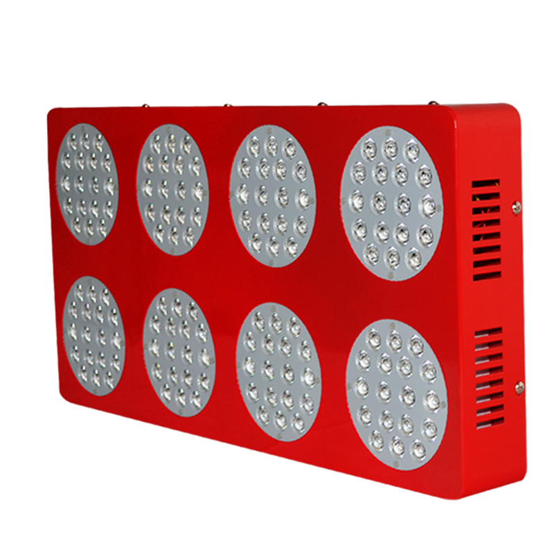 Apollo 8 360W full spectrum LED Grow lights for greenhouse
