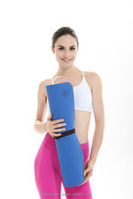 high quality/most eco-friendly,extra thick folding easy taking rubber yoga mat