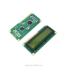 Yellow Screen 1602A 1602 LCD Module 16x2 Character LCD Display Module HD44780 Controller Yellow Blacklight 3.3/5V