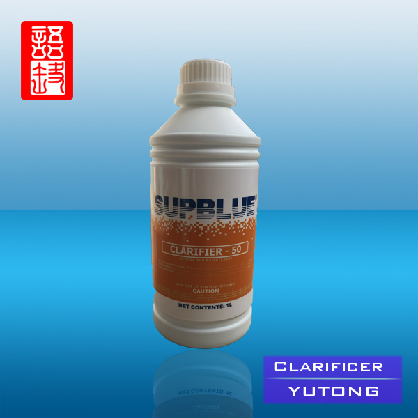 Clarifier 1L Clears Cloudy Waters Pool <strong>Chemical</strong>