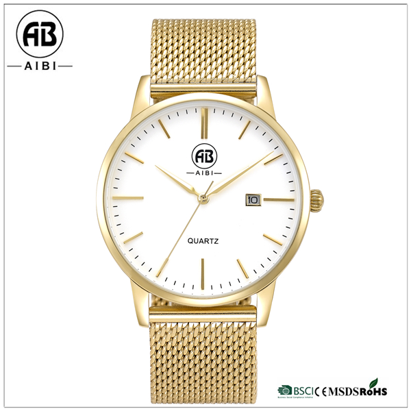 Premium China Supplier New Products 2017 Men Wrist Quartz AIBI Watch