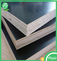 WBP glue black/brown/red Film Faced Plywood/Concrete Form Plywood/marine plywood