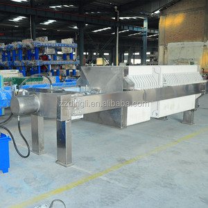 SS304 316 Stainless Steel Filter Press Good Quality Reasonable Price