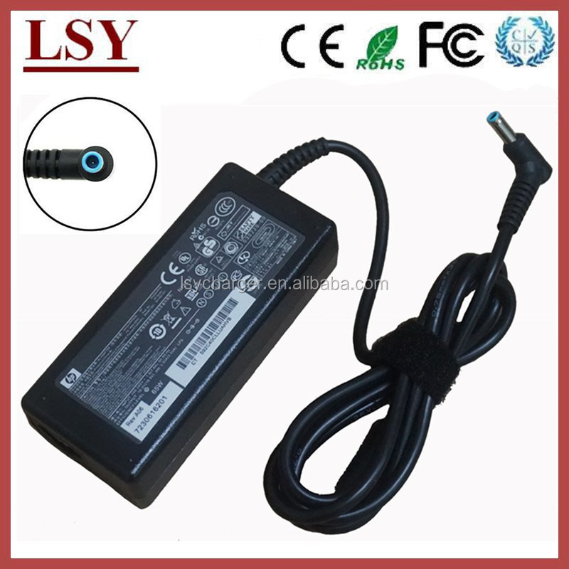 Brand New Model Notebook AC Adapter Charger for HP 19.5v 3.33a 65w blue tip Laptop Adapter Power Charger