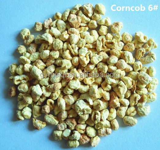 High quality corbcob meal for animal feeding