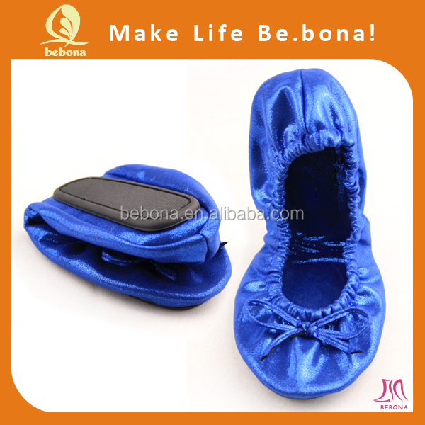 New Style Flat Heel Women Ballet Shoes for 2016 Autumn