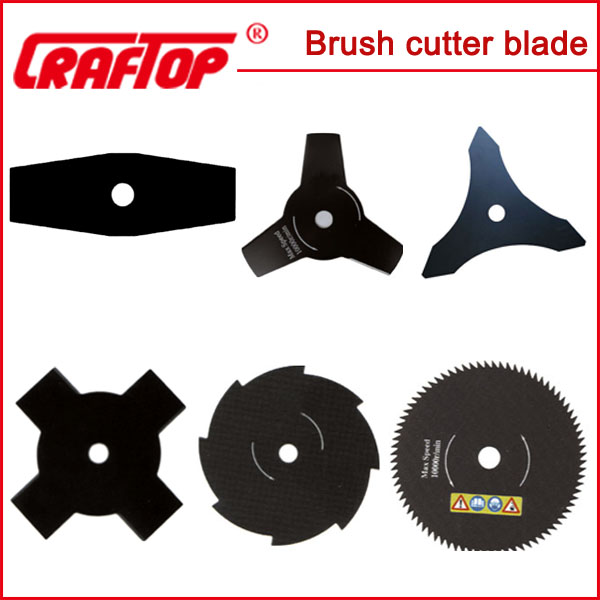 strimmer blade for brush cutter manganese material