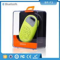 High Sound Quality waterproof wireless cool looking bluetooth speaker