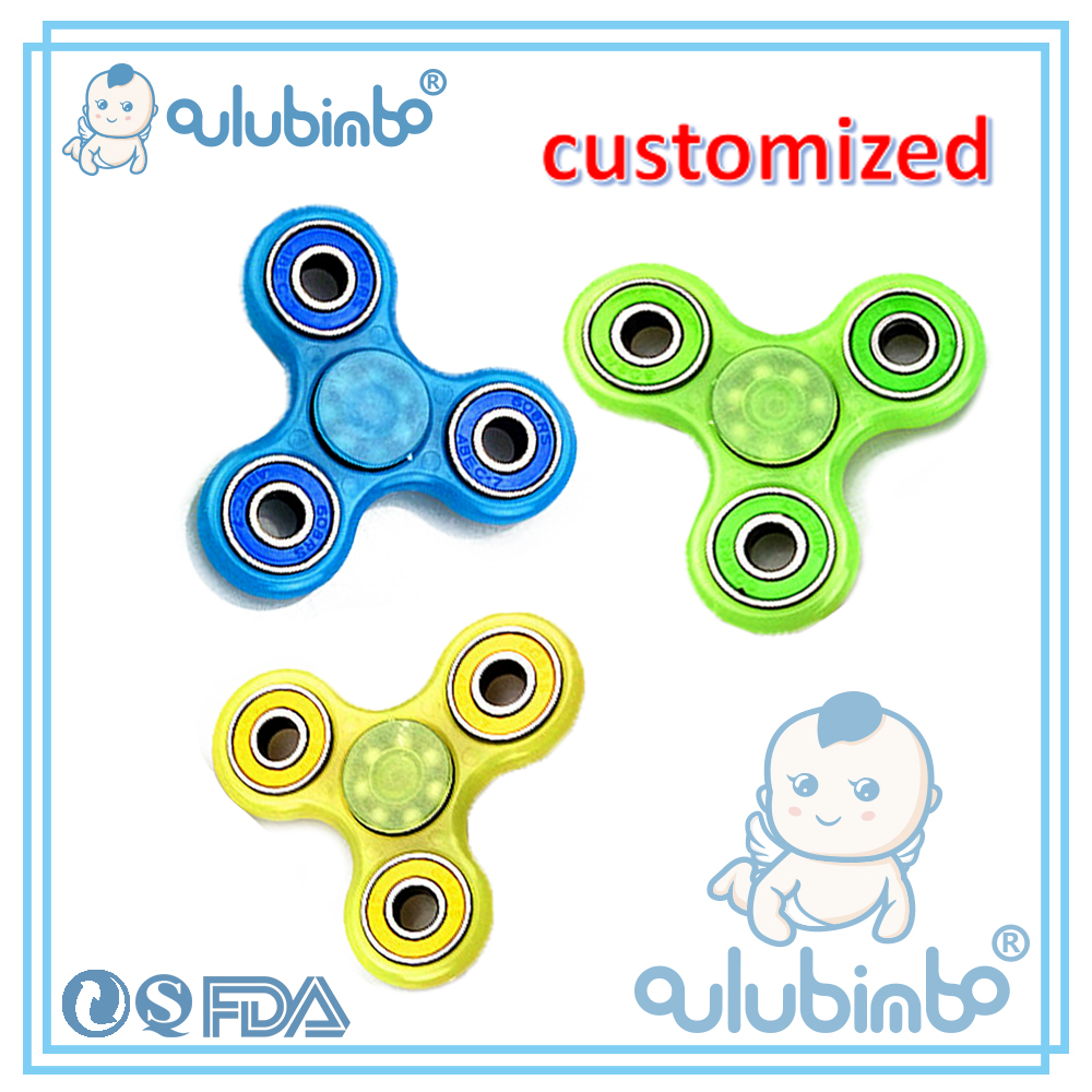 2017 new explosion fidget spinner addictive fidget toys coupon