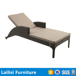 China furniture export rattan cane malaysia outdoor massage bed