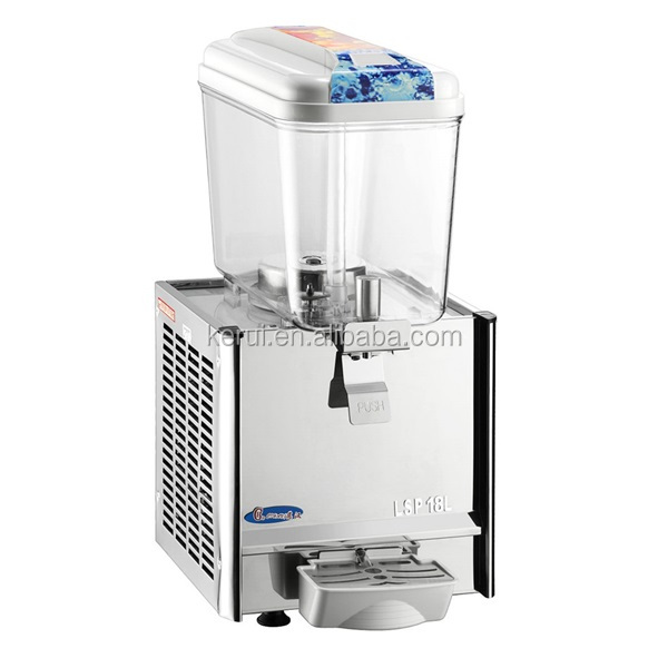 CE certificate frozen drink machine with LED light