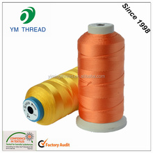 High Quality Colored Nylon Sewing Thread 210d 3 for Shoes Mattress Leather Products