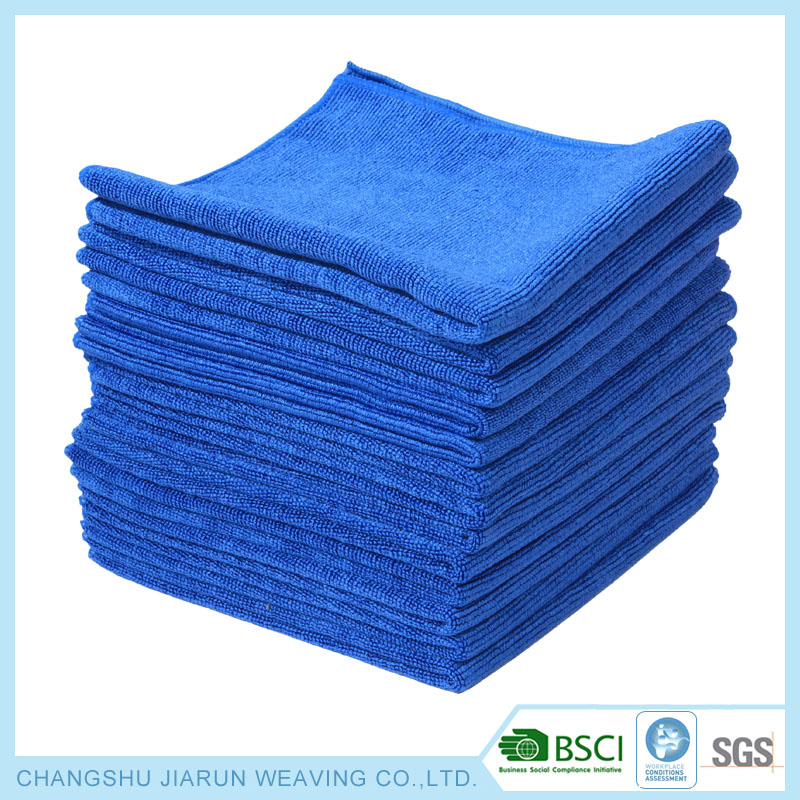 2016 China factory BSCI multipurpose household cleaning lint-free microfiber cleaning towel for car,window,kitchen,office,sports