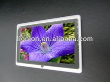 7'' Q8 allwinner A13 android 4.2 512MB DDR3 4GB 3G WIFI MID tablet pc