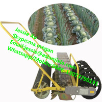Newest type hand push seeder/carrot seeder